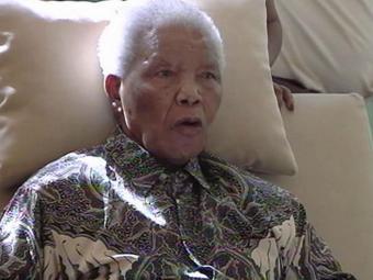 Mandela foi hospitalizado em julho após ter agravada uma infecção pulmonar - Foto: AP