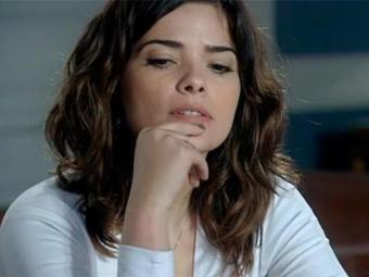 Aline culpa César pela morte de sua mãe - Foto: TV Globo | Divulgação