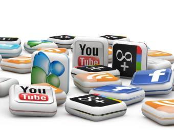 Facebook é líder entre as redes sociais, seguido pelo YouTube e Ask.fm - Foto: Reprodução