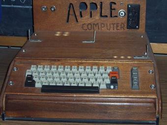 Primeiro computador de Steve Jobs foi o Apple 1 - Foto: Divulgação