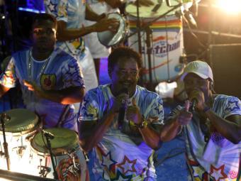 Show da banda É o Tchan no Cais Dourado não é liberado - Foto: Lúcio Távora | Ag. A TARDE