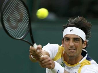 Tenista brasileiro deve cair muitas posições no ranking da ATP que será divulgado na segunda, 15 - Foto: Stefan Wermuth | Agência Reuters