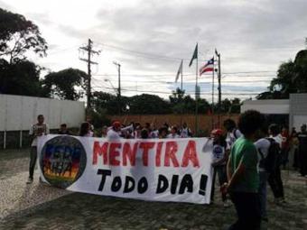 Cerca de 50 pessoas estavam na sede da emissora - Foto: Divulgação