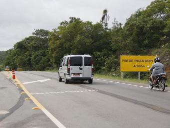 Bloqueio na Estrada do Coco foi desfeito - Foto: Joa Souza | Ag. A TARDE