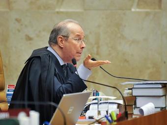 Presidente em exercício do Supremo Tribunal Federal (STF), ministro Celso de Mello - Foto: José Cruz | ABr