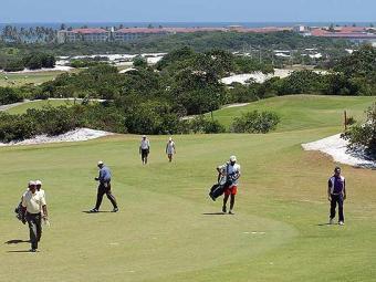 Golfe ajuda a trabalhar vários grupos musculares - Foto: | Ag. A TARDE