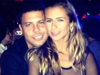 Ronaldo e Paula sempre declaram o amor deles no Instagram - Foto: Reprodução | Instagram