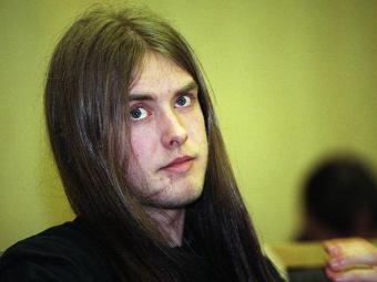 Foto do músico Varg Vikernes tirada em 1994 - Foto: Arquivo | AP Photo