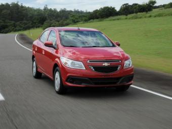 O Prisma tem valor inicial de R$ 46.390 com câmbio automático - Foto: Divulgação/Chevrolet