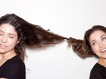 Rainha da axé music e Malu assumiram o relacionamento pelas redes sociais - Foto: Divulgação