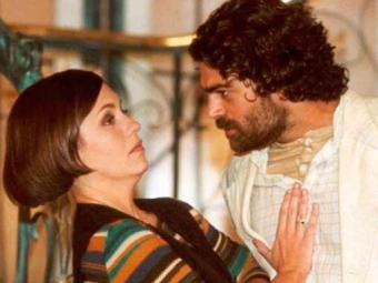 Adriana Esteves e Eduardo Moscovis protagonizam a novela - Foto: Divulgação