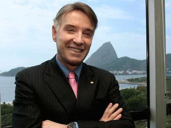 OGX é uma das empresas do empresário Eike Batista - Foto: Alex Carvalho   TV Globo