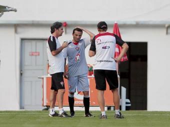 Bastante elogiado por Caio Junior, Camacho será opção no banco de reservas durante o Ba-Vi - Foto: Eduardo Martins | Ag. A TARDE