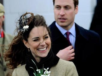 O bebê será o primogênito do príncipe William e de sua esposa Kate Middleton - Foto: Dylan Martinez   Reuters