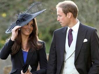 Este é o primeiro filho de Kate e William e o bebê será o terceiro na linha sucessória do trono brit - Foto: Divulgação