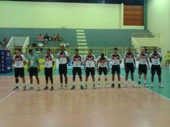 Time do Vitória busca acesso à elite do voleibol nacional - Foto: Esporte Clube Vitória | Divulgação