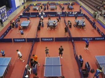 Torneio foi disputado na cidade de Manaus (AM) com mais de 300 atletas - Foto: Conf. Brasileira de Tênis de Mesa   Divulgação