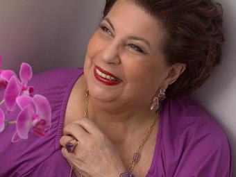 Nana Caymmi se apresenta no TCA com um repertório repleto de canções de amor - Foto: Lívio Campos   Divulgação