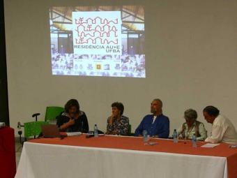 Residência foi lançada em evento na quarta-feira passada - Foto: Fernando Amorim | Ag. A TARDE