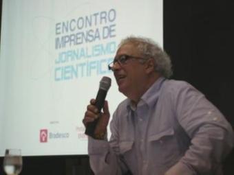 Ulisses Capozzoli, editor-chefe da revista Scientific American Brasil - Foto: Maria Eduarda Bione | Divulgação
