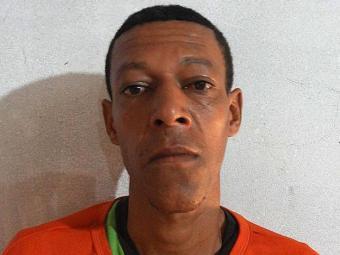 Erivaldo tinha um mandado de prisão, expedido pela Vara Crime da Comarca de Valente, por homicídio. - Foto: Ascom   Polícia Civil