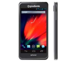 Iphone C600 da Gradiente chega ao mercado custando R$ 1,2 mil - Foto: Divulgação