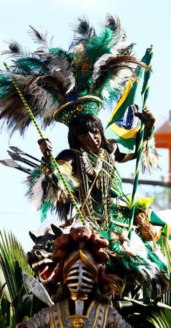 Baianos comemoram nesta terça, 2, a independência da Bahia do domínio português - Foto: Fernando Vivas | Ag. A TARDE