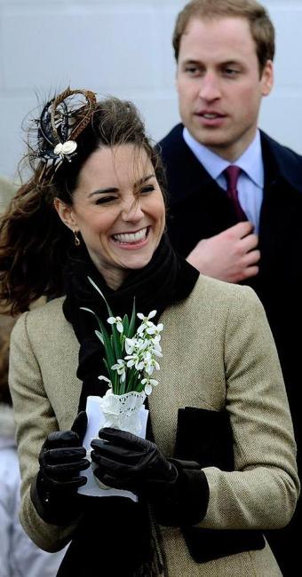 O bebê será o primogênito do príncipe William e de sua esposa Kate Middleton - Foto: Dylan Martinez | Reuters