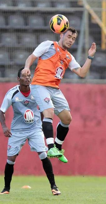 Contra o Goiás, Leão terá o retorno do meia Renato Cajá, que não jogou contra o Atlético-PR - Foto: Eduardo Martins | Ag. A TARDE