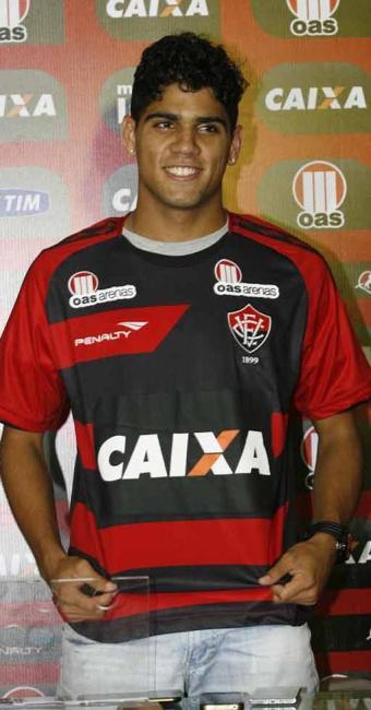 Novo ala do Leão diz ter semelhanças na forma de jogar de Nino Paraíba e do ex-Vitória Apodi - Foto: Margarida Neide | Ag. A TARDE