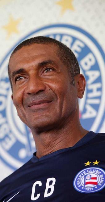 Bahia, do técnico Cristóvão Borges, pode assumir a ponta da Série A se vencer a Ponte - Foto: Marco Aurélio Martins | Ag. A TARDE