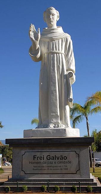 Estátua passará por restauro - Foto: Divulgação