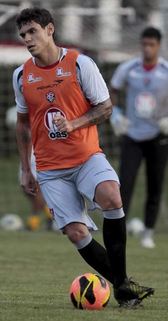 Fabrício entra na vaga de Nino, lesionado; Gabriel será deslocado para a lateral - Foto: Eduardo Martins | Ag. A Tarde
