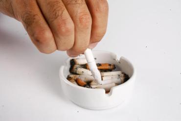 A pesquisa demonstrou pela primeira vez como o cigarro leva ao desenvolvimento de tumores - Foto: Welton Araújo | Ag. A TARDE