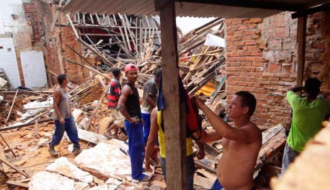 Loja funcionava em um prédio antigo na Rua Almirante Barroso, no centro da cidade - Foto: Victor Santos | site O Defensor.