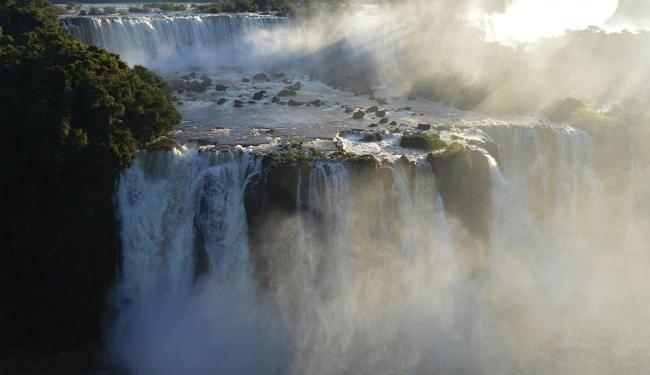 Acesso está fechado desde 27 de junho devido às fortes chuvas que atingiram os rios Iguaçu e Paraná - Foto: Marcos Casé | Ag. A TARDE