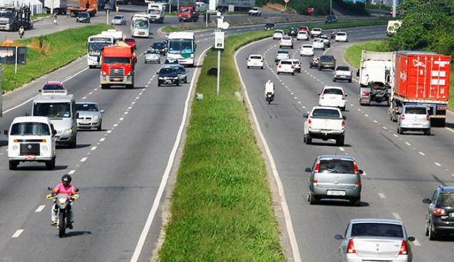 Foram registradas 19 acidentes durante os feriados - Foto: Adilton Venegeroles / Ag. A TARDE