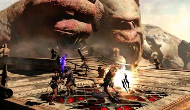 God of War: Ascension é o primeiro da série a ter um modo multiplayer - Foto: Divulgação
