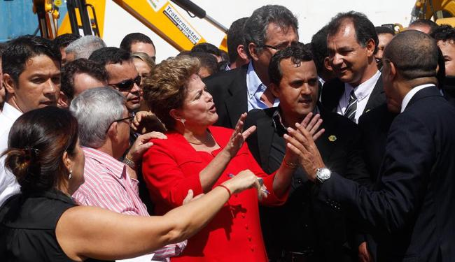 Presidente defendeu proposta de plebiscito - Foto: Lúcio Távora   Ag. A TARDE
