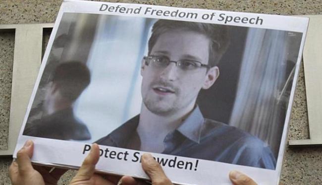 Documentos coletados pelo ex-técnico Edward Snowden da NSA apontam a espionagem no Brasil - Foto: Agência Reuters