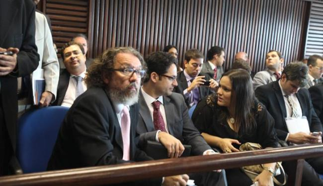 O advogado Antônio Carlos Castro, o Kakay, está defendendo o presidente do Bahia - Foto: Edilson Lima | Ag. A TARDE