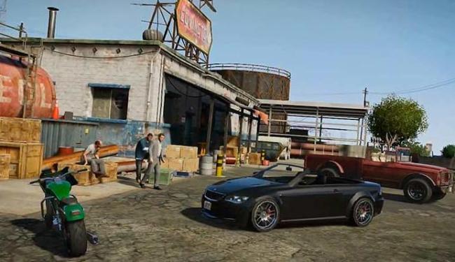 GTA V tem três protagonistas e será lançado em setembro - Foto: Reprodução | Youtube