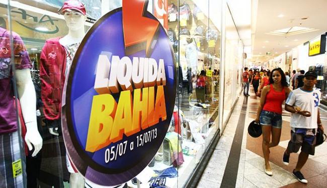Campanha movimenta o comércio de mais de 100 cidades baianas - Foto: Fernando Amorim/ AG. A TARDE
