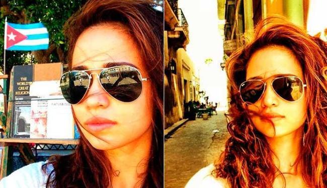 Nanda Costa postou fotos em Cuba - Foto: Reprodução | Internet