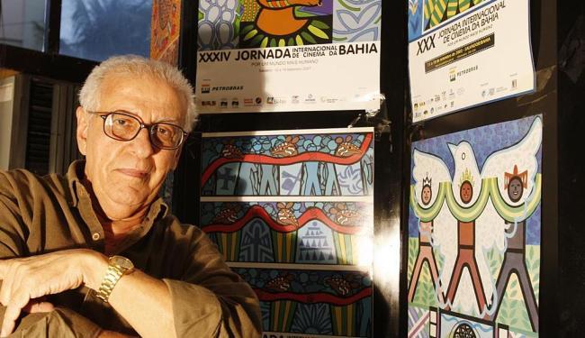Guido Araújo será um dos homenageados - Foto: Mila Cordeiro | Ag. A TARDE