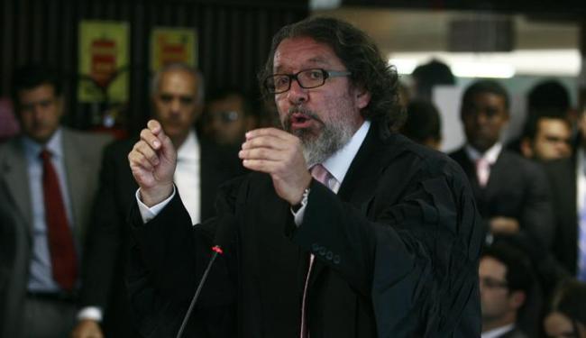 Advogado que defende Marcelo Guimarães Filho quer barrar intervenção judicial no Esquadrão - Foto: Raul Spinassé / Ag. A TARDE