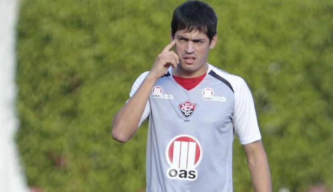 Paraguaio quer ser destaque entre os mais de 40 Cáceres que jogam futebol atualmente - Foto: Eduardo Martins   Ag. A Tarde