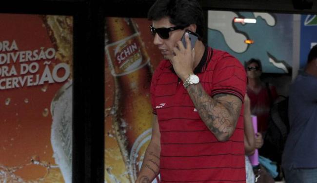 Diretoria do Vitória nega saída de Victor Ramos e fala até em compra dos direitos federativos - Foto: Eduardo Martins   Ag. A Tarde