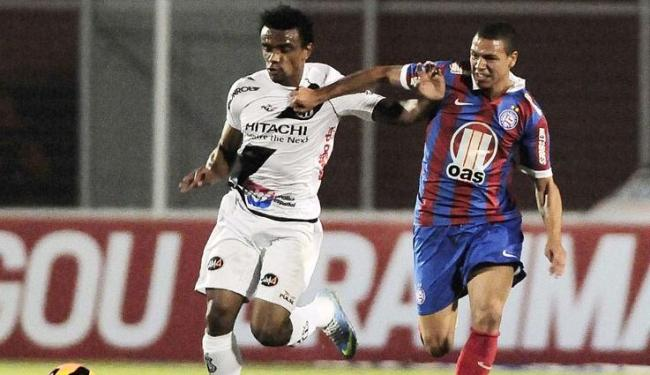Com o empate, o Bahia chega a 12 pontos e ocupa provisoriamente a quarta posição na tabela - Foto: RODRIGO VILLALBA/ESTADÃO CONTEÚDO