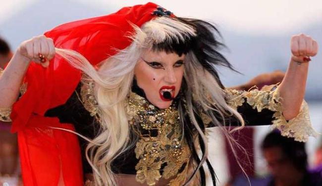 Lady Gaga fez o anúncio no site oficial dela - Foto: Agência Reuters